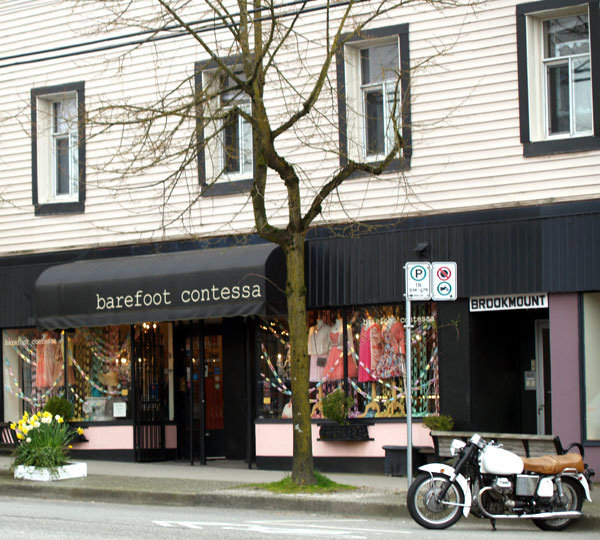 Barefoot Contessa: Best Shopping in Vancouver
