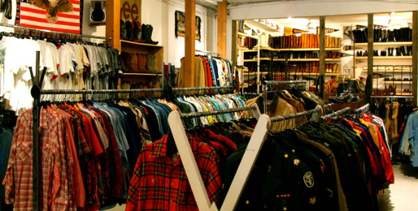 Mintage Vintage: Best Shopping in Vancouver