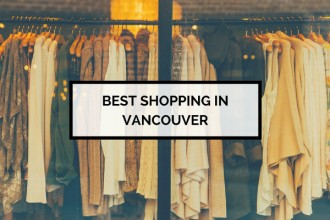 Best Shopping in Vancouver