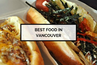 Where to eat in Vancouver