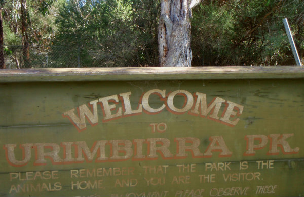 [Day Trip From Adelaide: Urimbirra Wildlife Park]