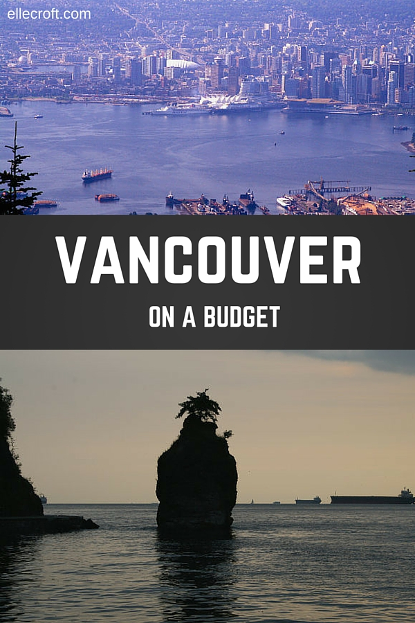 Best of Vancouver on a Budget