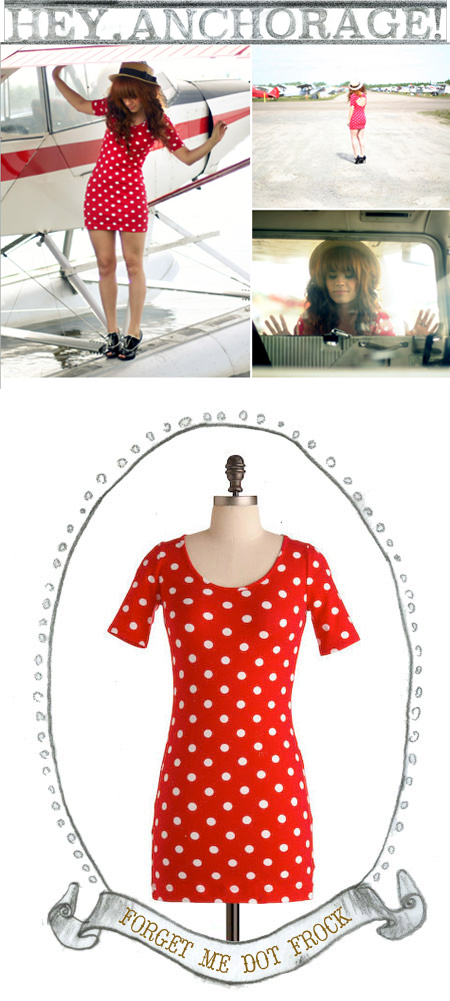 ModCloth Name It & Win It Contest Winner!