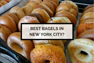 Are these the best bagels in New York?