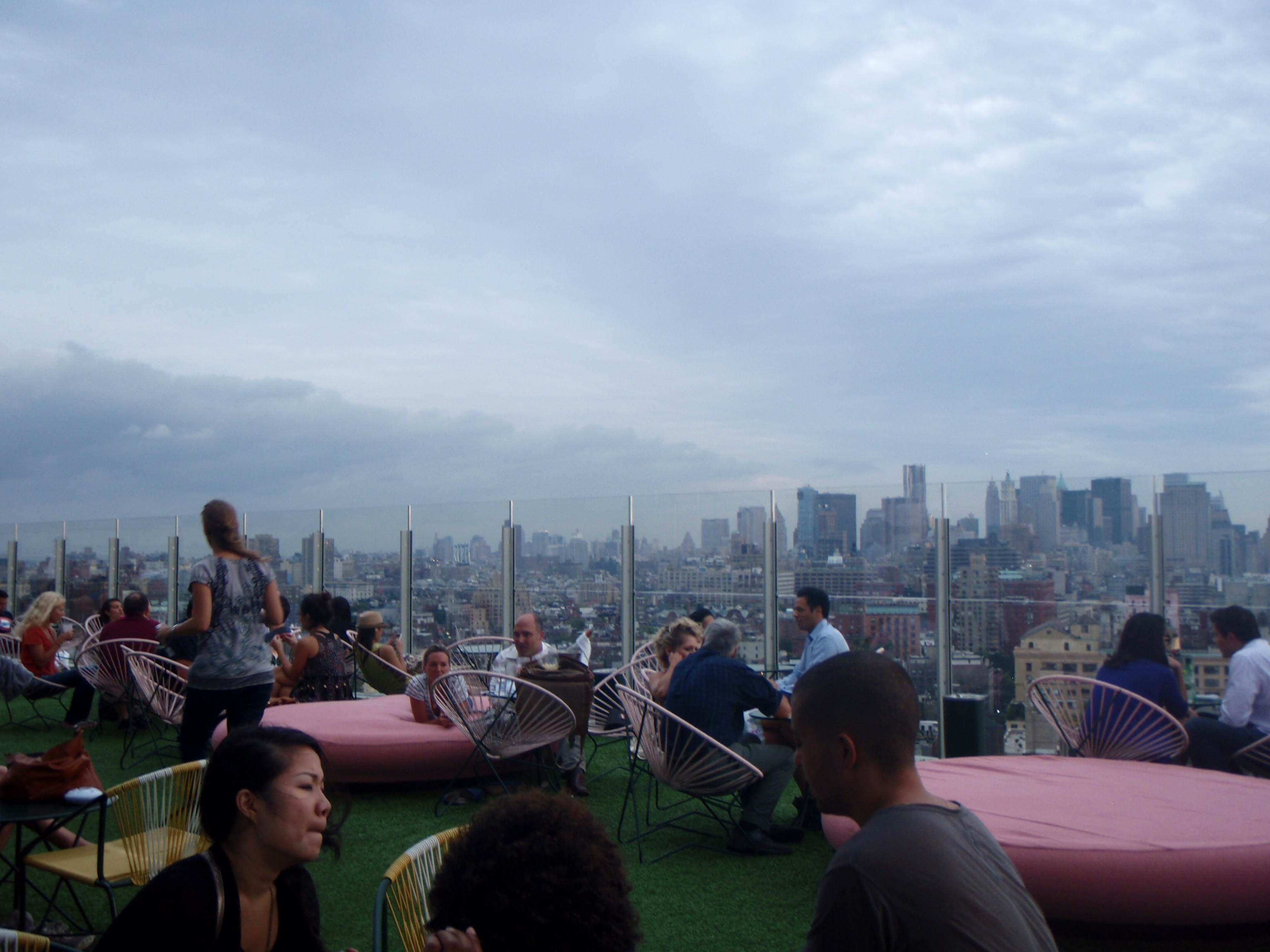 Nyc 10 To 1 Number 1 Rooftop Bar Elle Croft