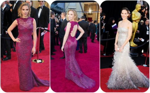 Red carpet run-down: Oscars 2011