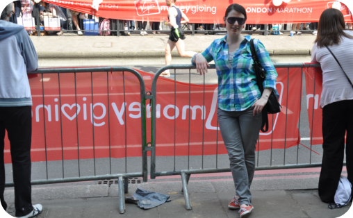 London Marathon: An Inspiration