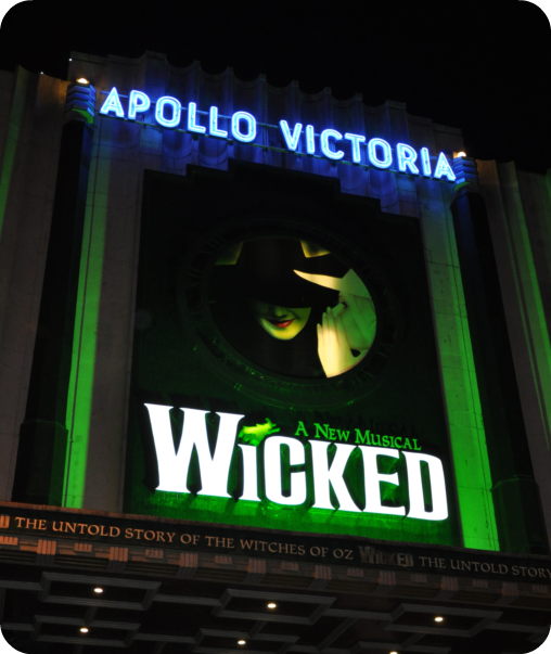 Wicked: London Theatre Review