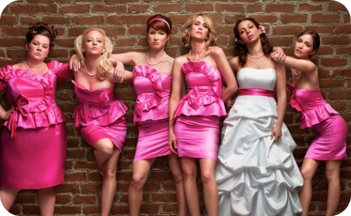 Interview With a Costume Designer: Bridesmaids