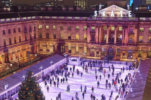 How to enjoy Christmas in London for free
