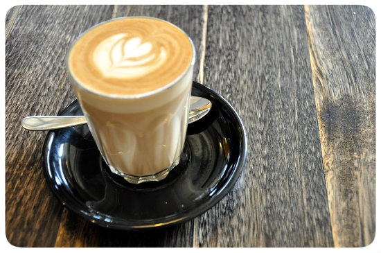 The best coffee in Adelaide