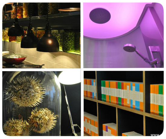 A night at citizenM Bankside hotel in London