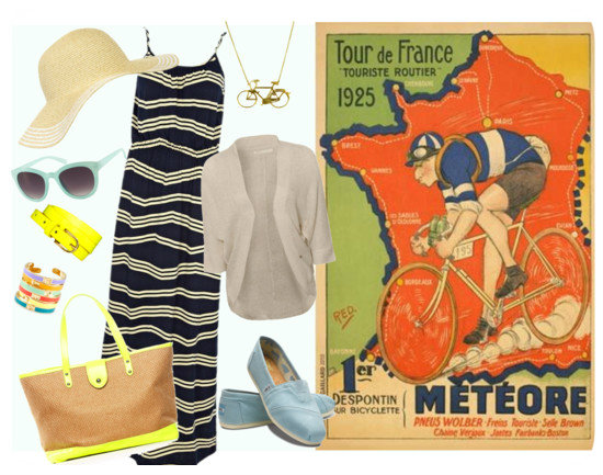 What to Pack: Watching the Tour de France