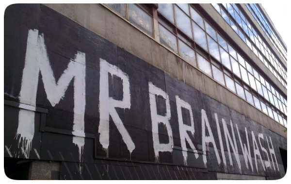 Travel Tuesday: Mr. Brainwash in London