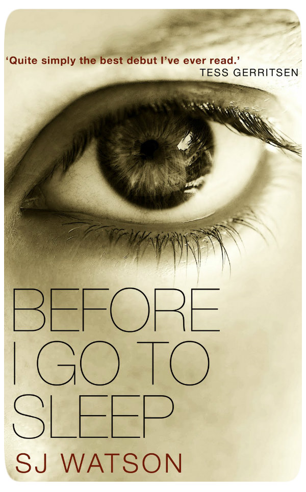 Travel Reads: Before I Go to Sleep