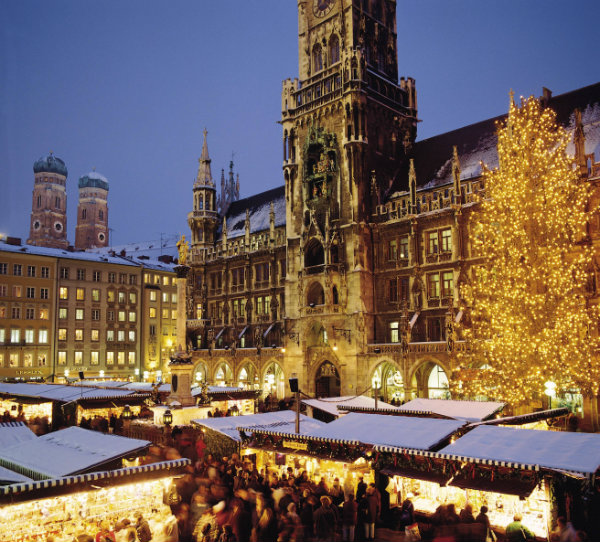 Christmas Markets Munich