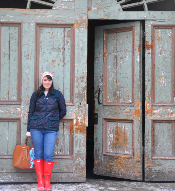 What I Wore in Tallinn, Estonia
