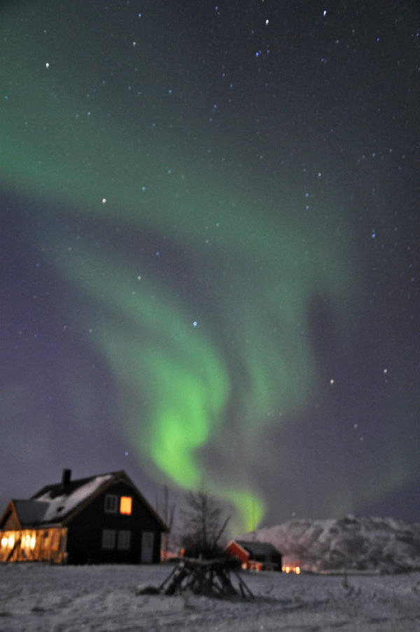 Northern Lights - Aurora Borealis - Tromsø, Norway