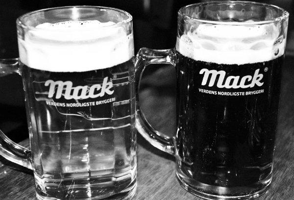 Mack Arctic Beer in Tromsø, Norway