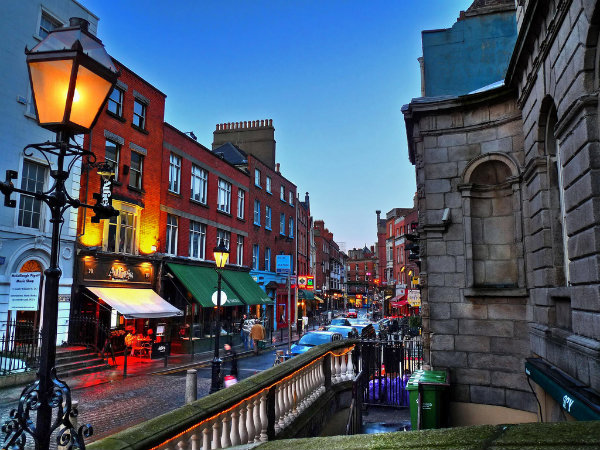 Dublin - Places I Need to Give An