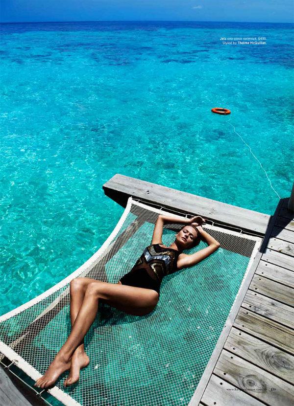 Maldives - Harpers Bazaar Australia