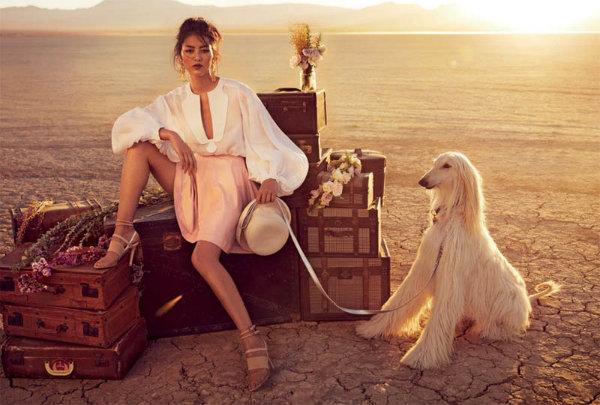 Mojave Desert - Vogue Australia