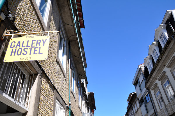 5 Reasons to Stay at Gallery Hostel – Porto, Portugal