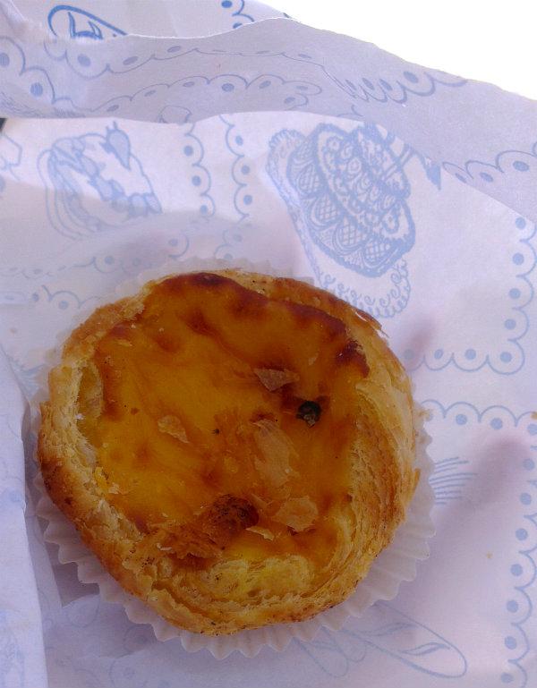 Pastel de Nata Porto Portugal