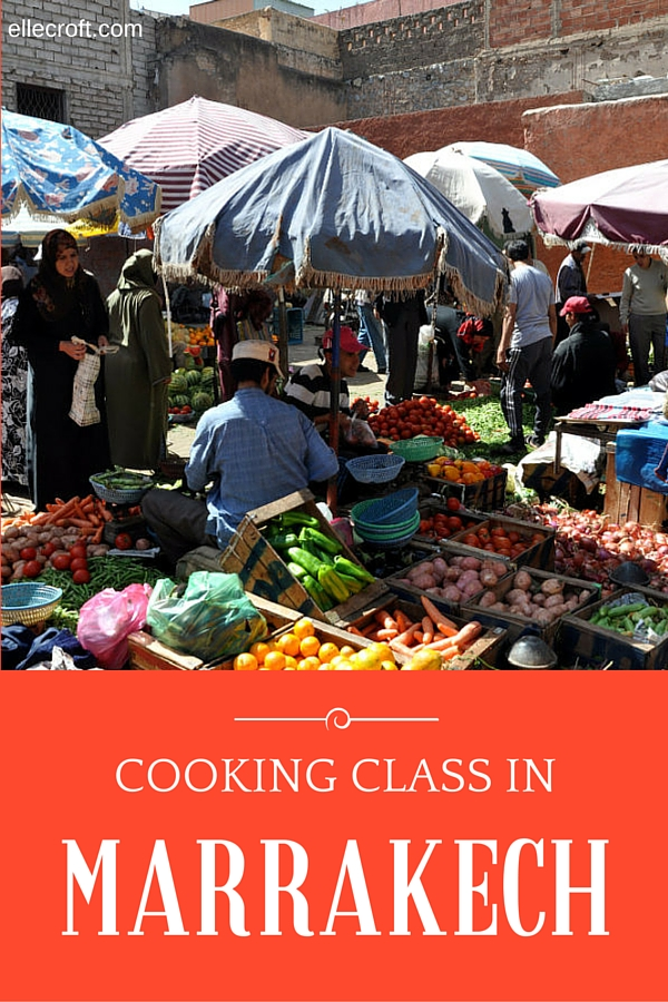 Flavours of Morocco - Cooking Class in Marrakech