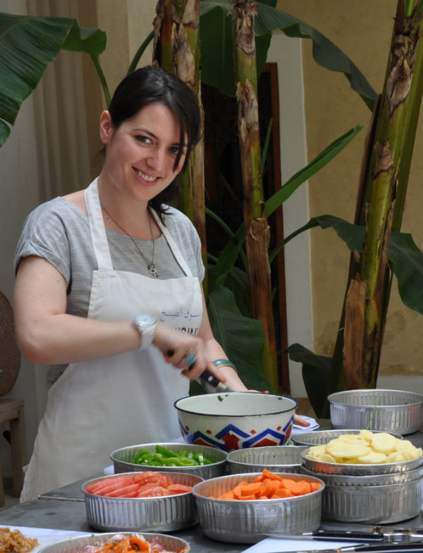 Flavours of Morocco - Cooking School in Marrakech