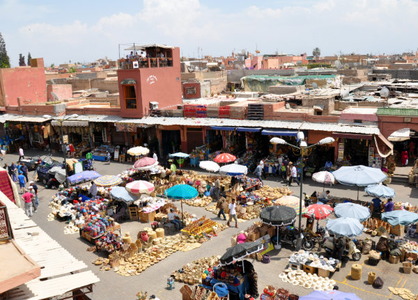Tips for Visiting Marrakech: Souks
