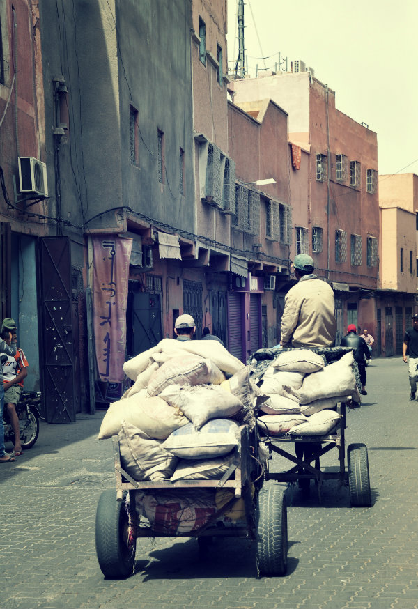 Tips for Visiting Marrakech: Traffic