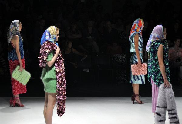 Antwerp Fashion Show 2013