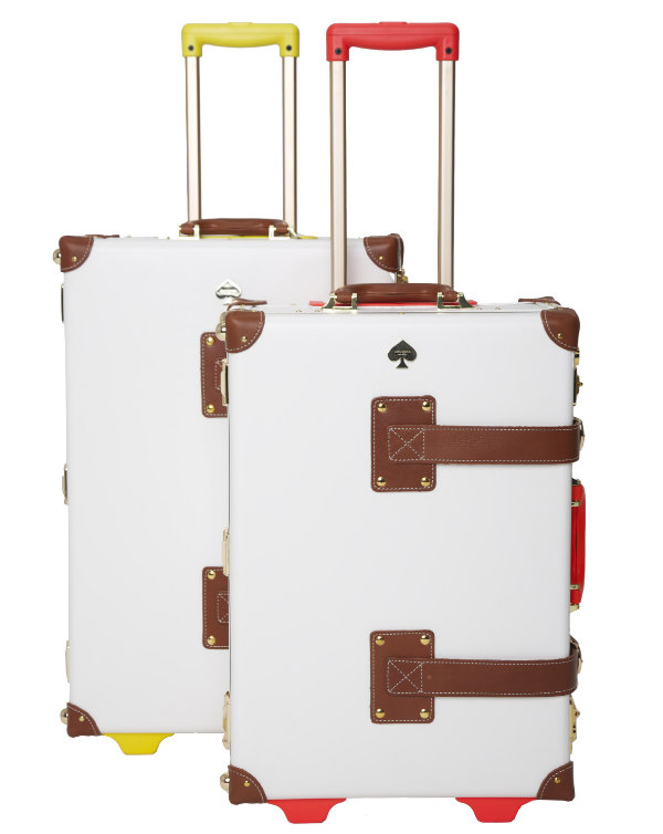 Kate Spade New York for SteamLine Luggage