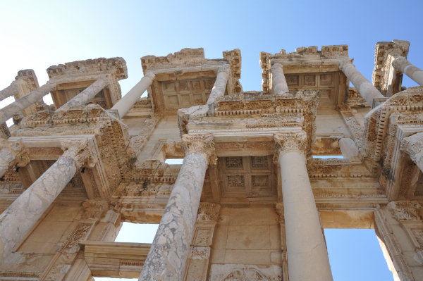 A Shore Excursion in Ephesus