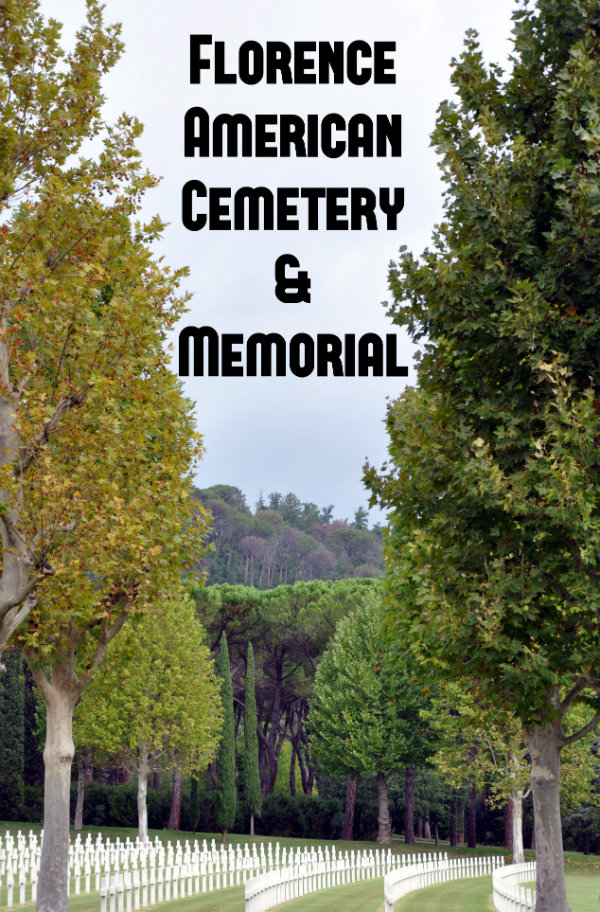 Florence American Cemetery & Memorial