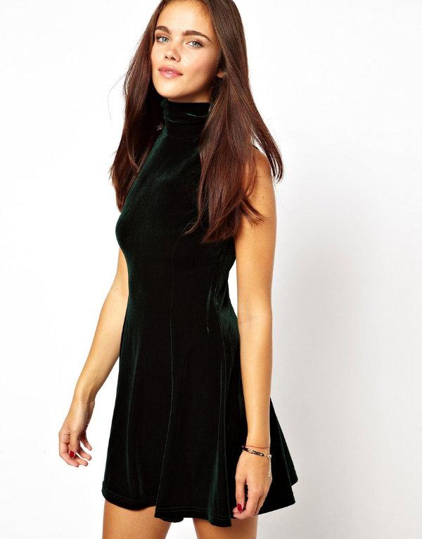 Christmas party dresses 2013 black dress blog