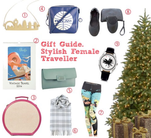 Christmas Gift Guide Stylish Traveller