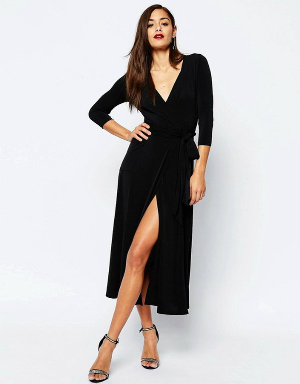 Five Best (Affordable) Christmas Party Dresses - by Elle Croft