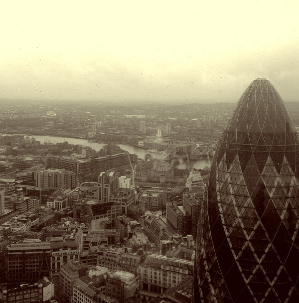 Restaurant Review: Duck & Waffle, London