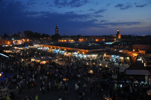 Eat in Marrakech: Stall 32