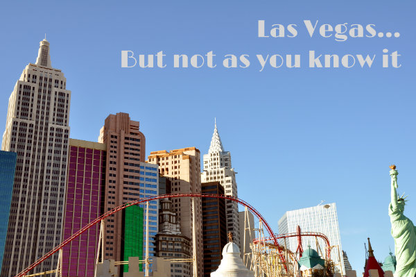 Las Vegas - Not As You Know It
