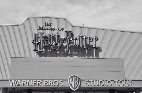 Visiting the Harry Potter Studios in London