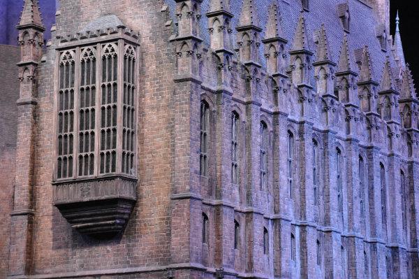 Visiting the Harry Potter Studio Tour London