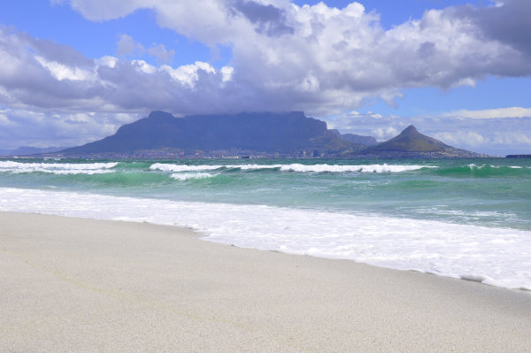 Cape Town's Big Five Beaches
