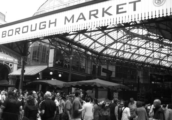 Exotic Meats Borough Market