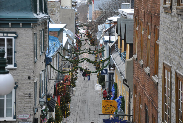 Finding France on the Other Side of the World in Quebec City