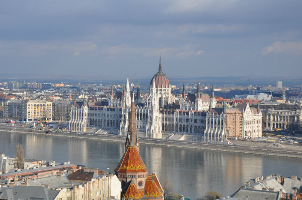 Winter Breaks From London - Budapest