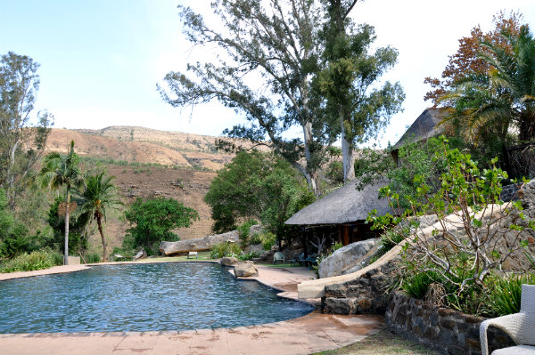 The Cavern Resort, Drakensberg - Pool