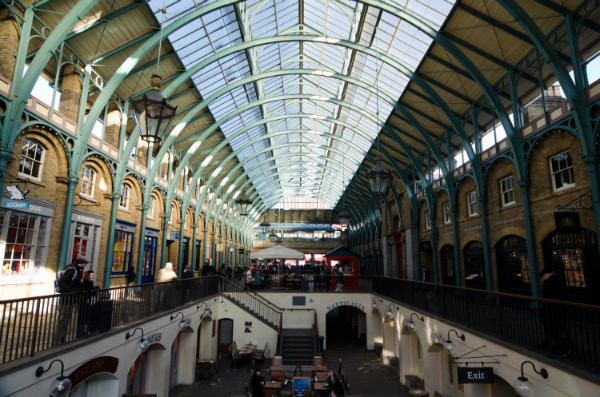 Best Places for Shopping in London Covent Garden